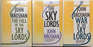 The Sky Lords Trilogy - 3 Volumes Sky Lords, War of Sky Lords, Fall of Sky Lords