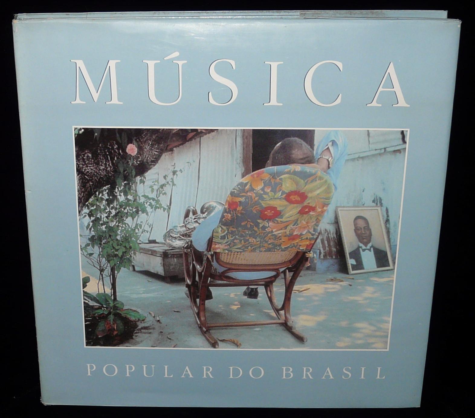 MÚSICA POPULAR DO BRASIL. - Borges, Beatriz.