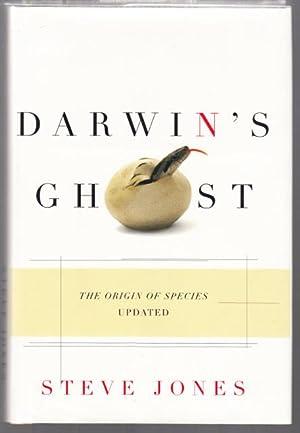 DARWIN'S GHOST: The Origin of Species Updated.: Jones, Steve.