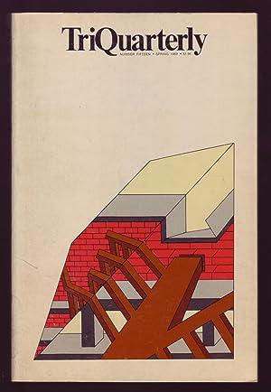 TRIQUARTERLY no. 15. spring 1969.: Cortázar, Julio] Newman,