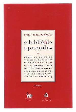O BIBLIÓFILO APRENDEZ.: Borba de Moraes,