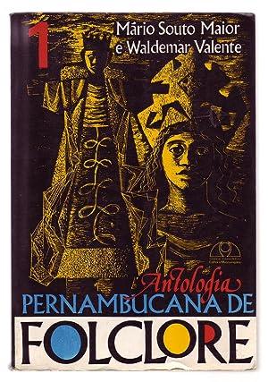ANTOLOGIA PERNAMBUCANA DE FOLCLORE. Monografías 31.: Souto Maior, Mário;