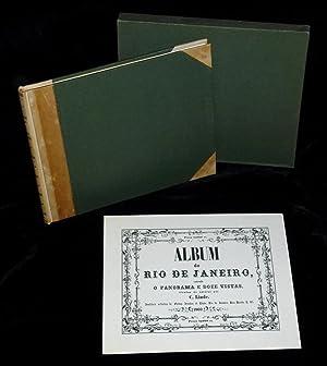 ALBUM DO RIO DE JANEIRO, 1860 [facsimile].: Linde, C.