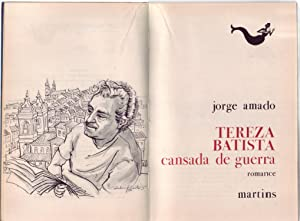 TEREZA BATISTA CANSADA DE GUERRA [1° ed.].: Amado, Jorge.