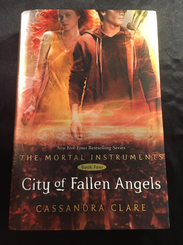 City Of Fallen Angels By Cassandra Clare Ebook