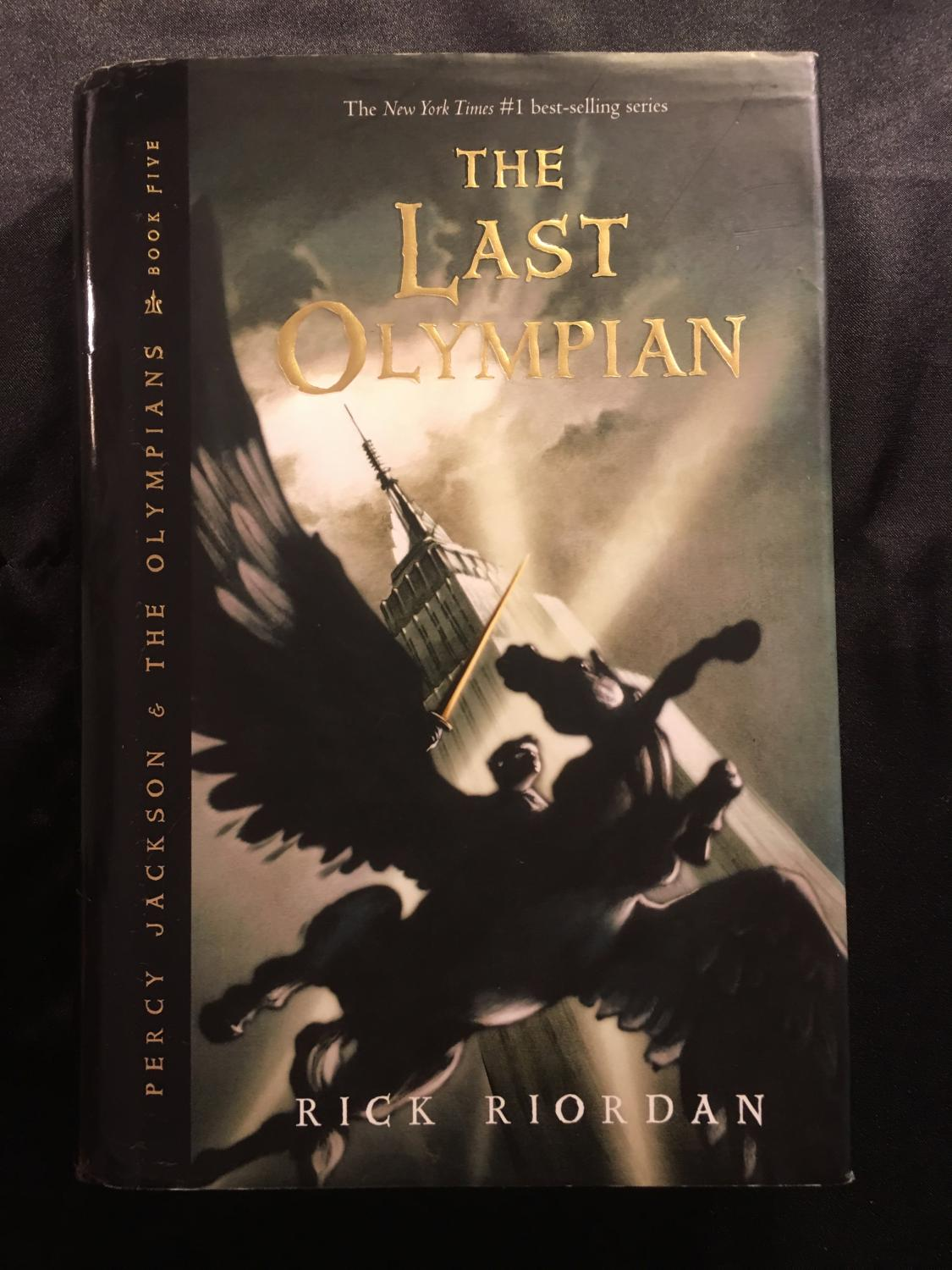 The Last Olympian (Percy Jackson and the