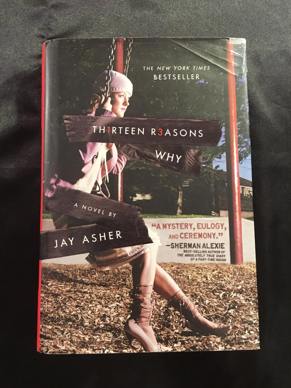 Thirteen Reasons Why By Jay Asher Razorbill 9781595141712 Hardcover