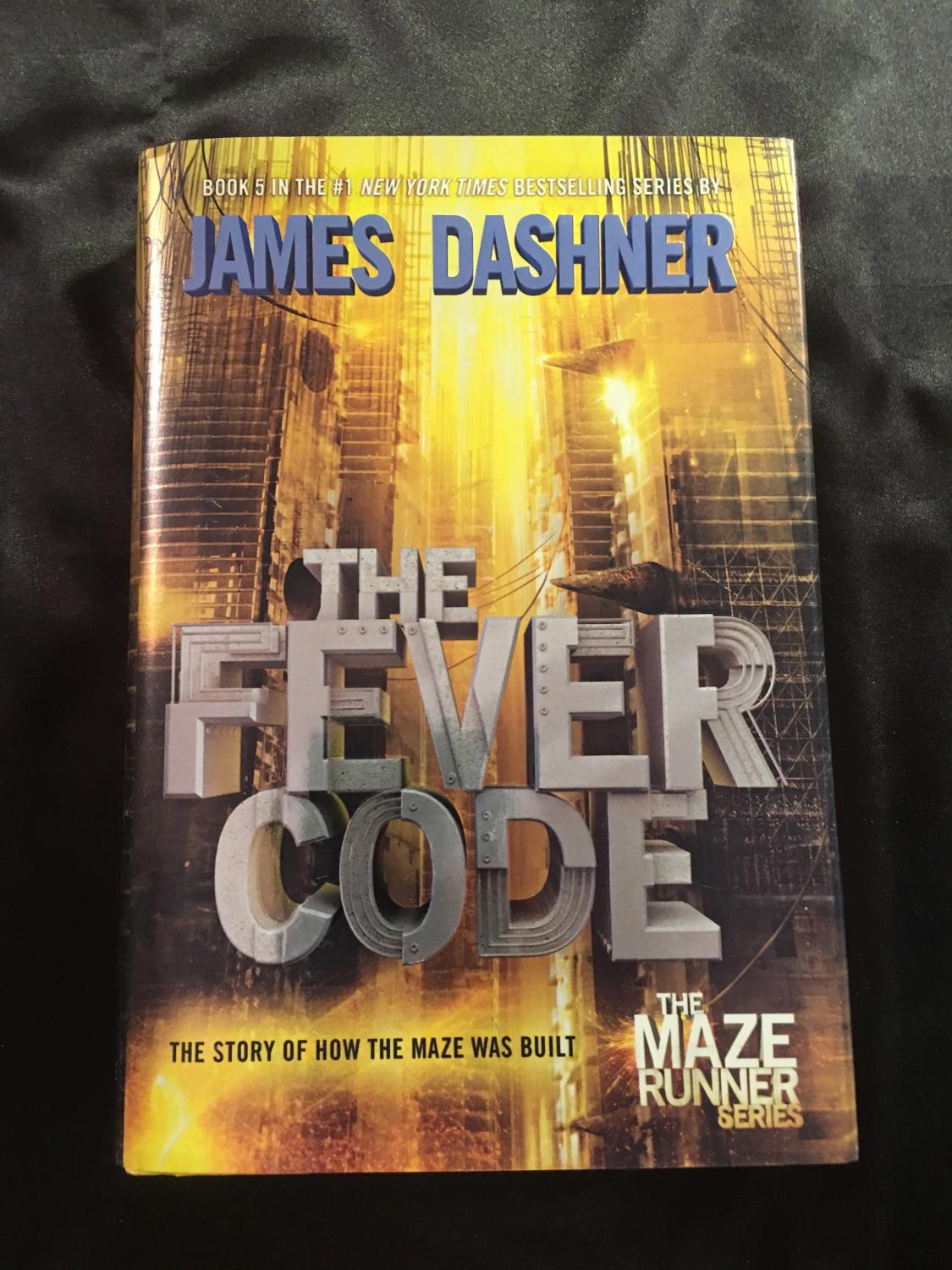 Code the book fever