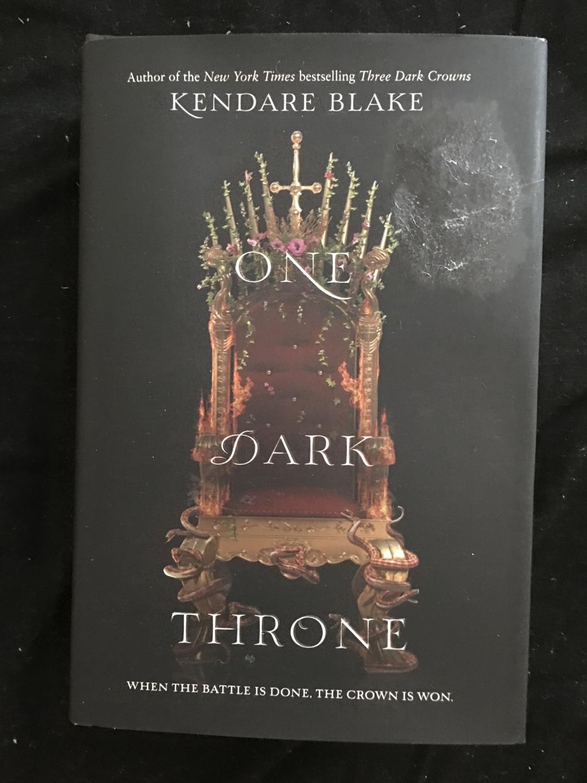 one dark throne three dark crowns