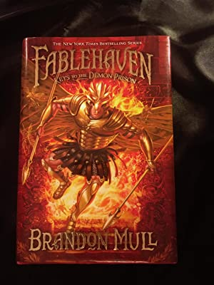 Brandon Mull Fablehaven First Edition Abebooks
