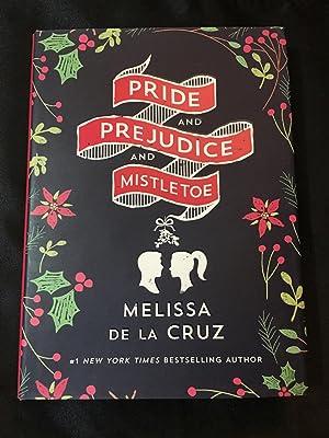Pride And Prejudice Mistletoe Melissa De La