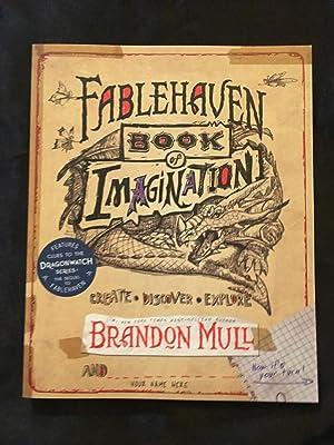 Fablehaven Book of Imagination: Brandon Mull