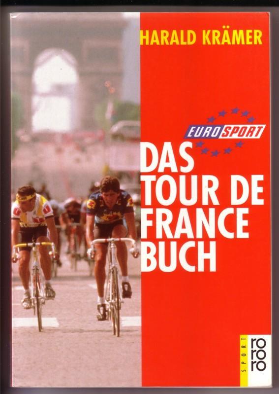 Bücher Sachbücher Das Gelbe Trikot Alle Fahrer Fakten Tour de France Geschichte Strecken Buch Book