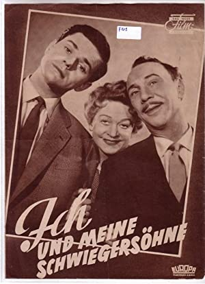 Original Filmprogramm/Programmheft/Das Neue Film-Programm: Ich und meine: Das Neue Film-Programm