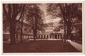 Ansichtskarte Postkarte Der Europäische Hof Heidelberg /: ohne