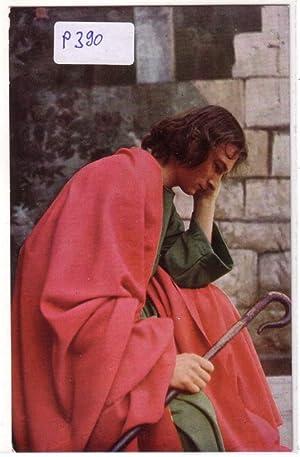 Ansichtskarte Postkarte Offizielle Postkarte der Passionsspiele Oberammergau: ohne