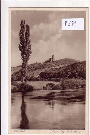 Ansichtskarte Postkarte Werratal / Jugendburg Ludwigstein -: ohne