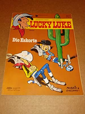 Lucky Luke Band 44 - Die Eskorte