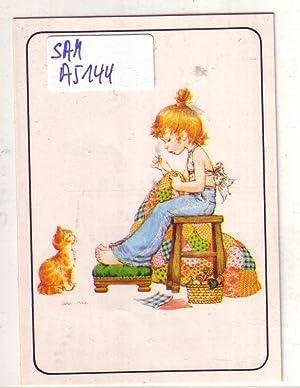 Sarah Kay 30 - Sammelbild Nr. 30: Panini
