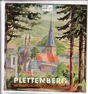 Plettenberg im Märkischen Sauerland - Broschur -: Stadtverwaltung Plettenberg