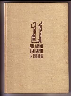Alte Gassen und Winkel in Iserlohn [Alte: Vogt, C. Willy