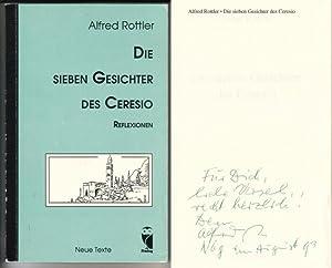 Die sieben Gesichter des Ceresio. Reflexionen //: Rottler, Alfred