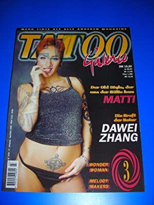 Tattoo Galerie Nr. 3/99 - 4. Jahrgang April/Mai 1999 - Mehr Tinte als alle anderen Magazine - The...