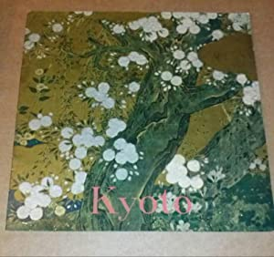 Kyoto - Cover: Weeping cherries on screen: Tourist Industry Department
