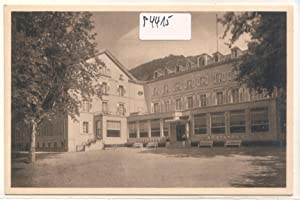 Ansichtskarte Postkarte Victoria-Hotel 69115 Heidelberg, Besitzer: Fritz: ohne
