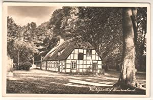 Ansichtskarte Postkarte AK Waldgasthof Louisenlund, 24357 -: ohne