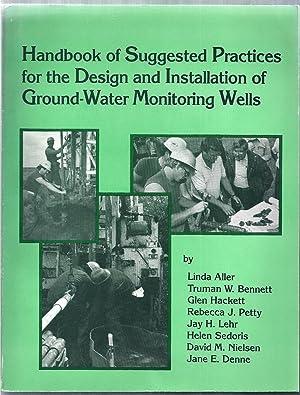 Handbook of Suggested Practices for the Design: Aller, Linda, et.