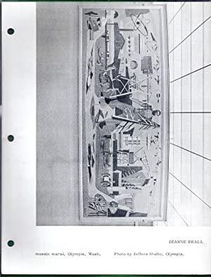 Illustrated Directory [of] Architectural Craftsmen of the Northwest, 1961 Supplement: Editors