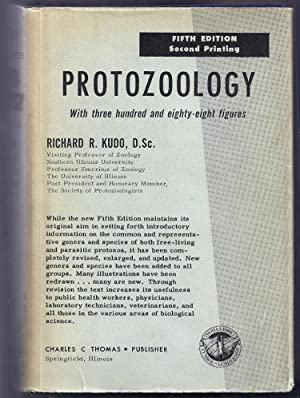 Protozoology. Fifth Edition: Kudo, Richard R.