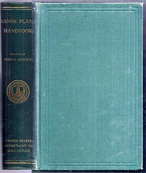 Range Plant Handbook: Forest Service