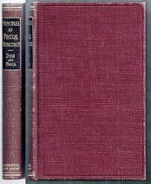 The Principles of Physical Metallurgy. Second Edition: Doan, Gilbert E.