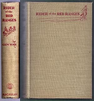 Rider of the Red Ranges