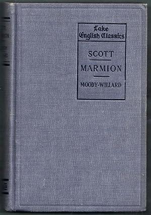 Marmion. The Lake English Classics: Scott, Sir Walter