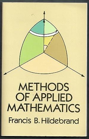 Methods of Applied Mathematics. Second Edition: Hildebrand, Francis B.