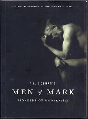 A.L. Coburn's Men of Mark Pioneers of: Moore, Margaret and