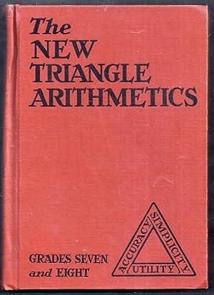 The New Triangle Arithmetics Book Three. Grades: Brueckner, Leo J.,