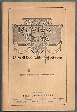 Revival Gems. A Small Book With a: Beazley, Samuel W.,