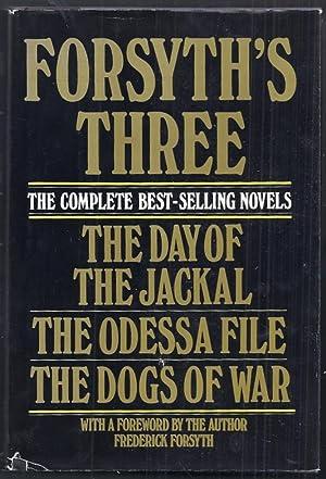 Forsyth's Three. The Day of the Jackal,: Forsyth, Frederick