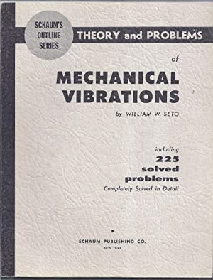 seto w w - schaum's outline of theory and problems of mechanical