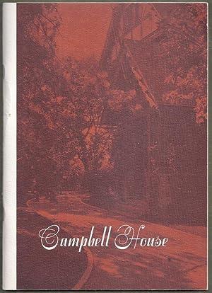 Campbell House: Bean, Margaret