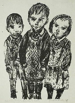 Bauer-Pezellen, Tina. - Drei Kinder.