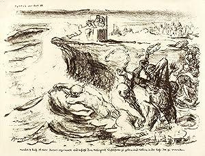 Slevogt, Max. - Symbole der Zeit VIII.