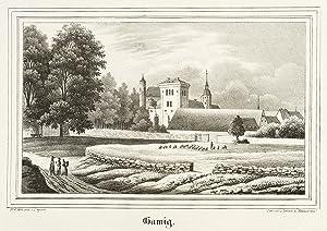 Gamig (Dohna). - Schloss Gamig. - Kirchen-Galerie.