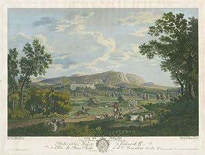 Vue de Persano sur le Chemin de: Hackert, Jakob Philipp