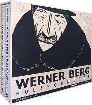 Werner Berg: Holzschnitte. 2 Bde.: Biller, Barbara.