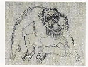 """Orang-Utan"""".: Jungnickel, Ludwig Heinrich."""